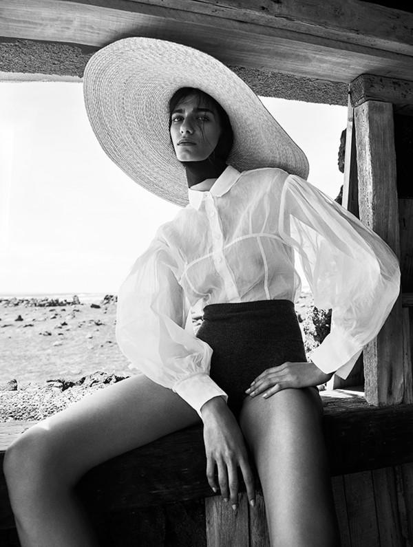 Thea Lewis-Yates Stylist 1990